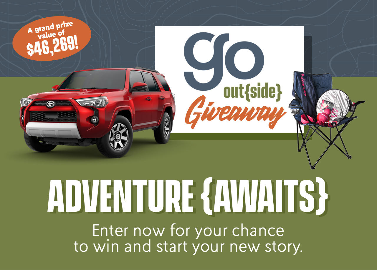 Go Out{side} Giveaway